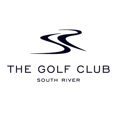 Logo of golf course named Golf Club at South River