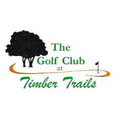 Logo of golf course named Golf Club at Timber Trails