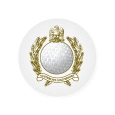Logo of golf course named Golf Club Austerlitz
