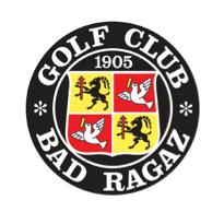 Logo of golf course named Golf Club Bad Ragaz
