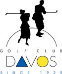 Logo of golf course named Golf Club Davos