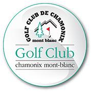 Logo of golf course named Golf Club de Chamonix