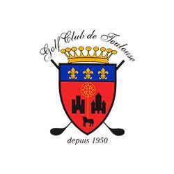 Logo of golf course named Golf Club de Toulouse