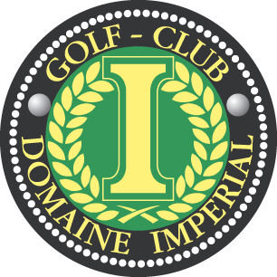 Logo of golf course named Golf Club Domaine Imperial