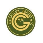 Logo of golf course named Golf Club Erfurt e.V.