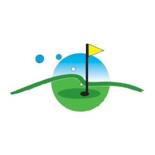 Logo of golf course named Golf Club Eschenrod e.V.