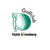 Logo of golf course named Golf Club Fluhli-Sorenberg