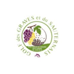Logo of golf course named Golf Club Graves et Sauternais