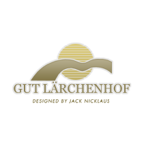 Logo of golf course named Golf Club Gut Larchenhof