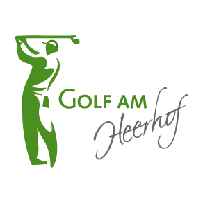 Logo of golf course named Golf Club Heerhof e.V.