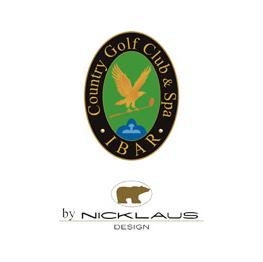 Logo of golf course named Golf Club Ibar
