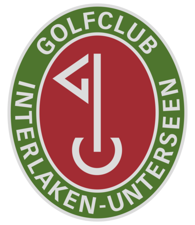 Logo of golf course named Golf Club Interlaken-Unterseen