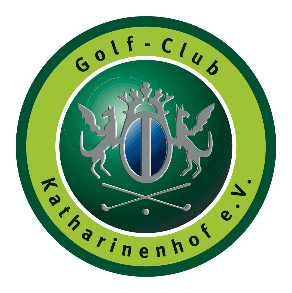 Logo of golf course named Golf Club Katharinenhof e.V.