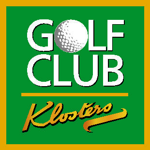 Logo of golf course named Golf Club Klosters