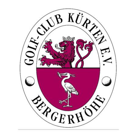 Logo of golf course named Golf Club Kurten e.V.