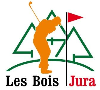 Logo of golf course named Golf Club Les Bois