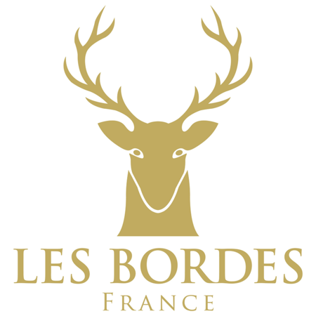 Logo of golf course named Golf Club Les Bordes