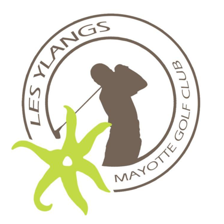 Logo of golf course named Golf Club Les Ylangs