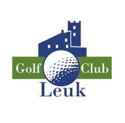 Logo of golf course named Golf Club Leuk