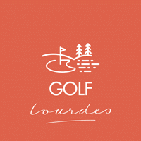 Logo of golf course named Golf Club Lourdes Pyrénées