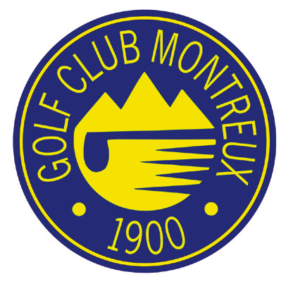 Logo of golf course named Golf Club Montreux