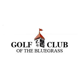 Logo of golf course named Golf Club of The Bluegrass
