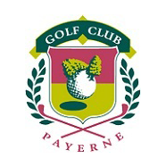 Logo of golf course named Golf Club Payerne