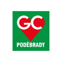 Logo of golf course named Golf Club Podebrady