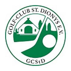 Logo of golf course named Golf Club Saint Dionys
