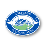 Logo of golf course named Golf Club Schloss Auel