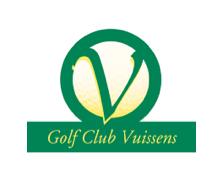 Logo of golf course named Golf Club Vuissens