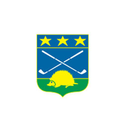 Logo of golf course named Golf d'Ableiges