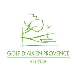 Logo of golf course named Golf d'Aix En Provence