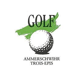 Logo of golf course named Golf d'Ammerschwihr Trois-Epis / Colmar