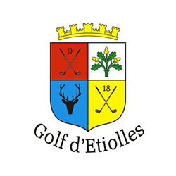 Logo of golf course named Golf d'Etiolles