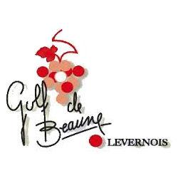 Logo of golf course named Golf de Beaune Levernois