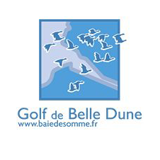 Logo of golf course named Golf de Belle Dune