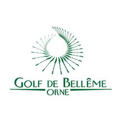 Logo of golf course named Golf de Belleme Saint Martin