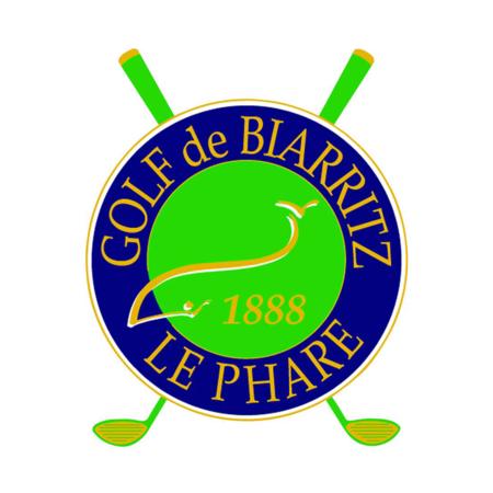 Logo of golf course named Golf de Biarritz Le Phare
