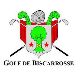 Logo of golf course named Golf de Biscarrosse