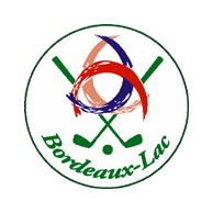 Logo of golf course named Golf de Bordeaux-Lac