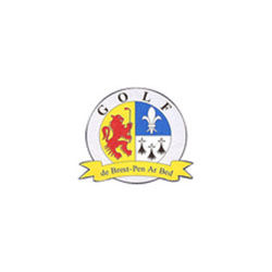 Logo of golf course named Golf de Brest Pen Ar Bed
