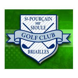 Logo of golf course named Golf de Briailles