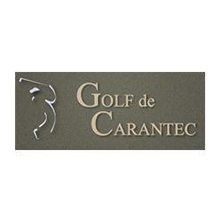Logo of golf course named Golf de Carantec