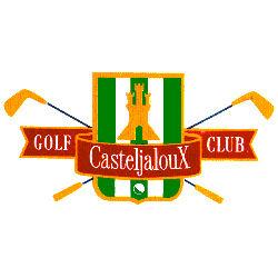 Logo of golf course named Golf de Casteljaloux