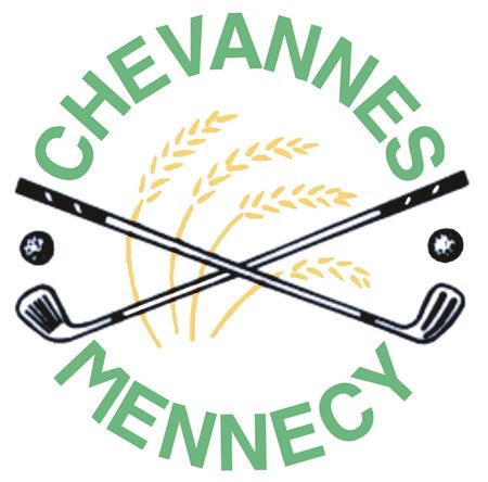 Logo of golf course named Golf de Chevannes Mennecy