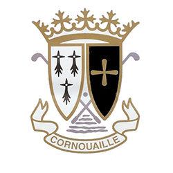Logo of golf course named Golf de Cornouaille