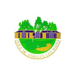Logo of golf course named Golf de Forges Les Bains