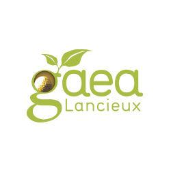 Logo of golf course named Golf de Gaea Lancieux