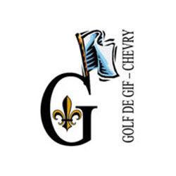 Logo of golf course named Golf de Gif-Chevry